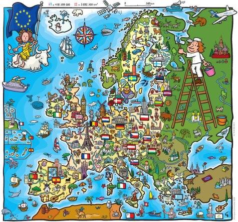 european diversity