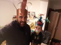 Dutch birthday hats!